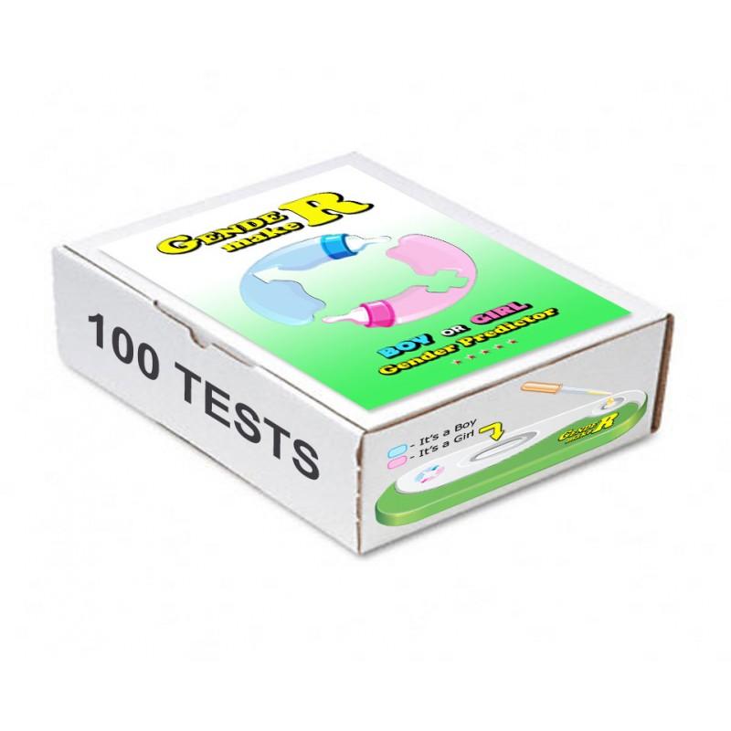100 GENDERmaker test